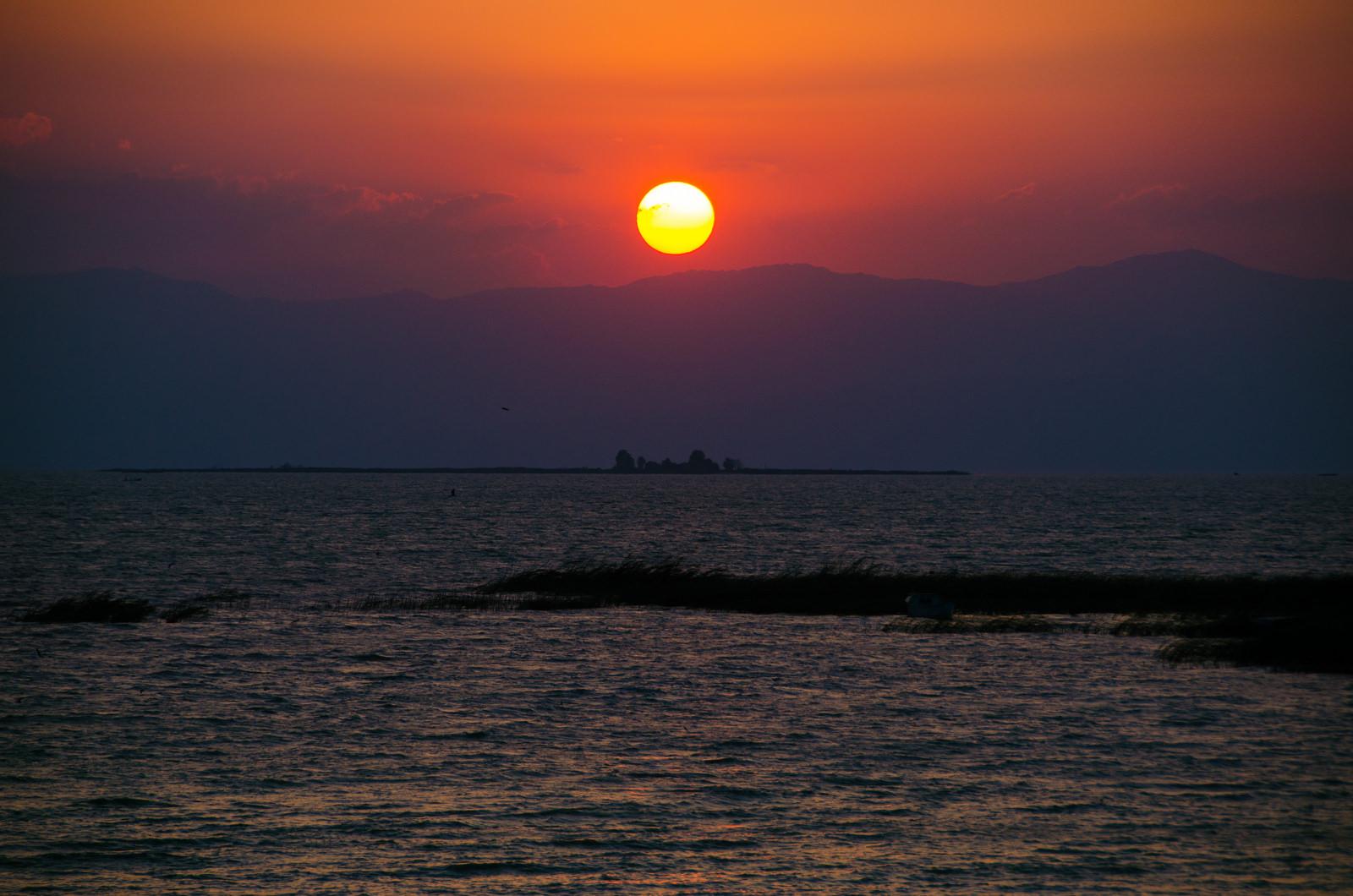 Beyşehir Sunset